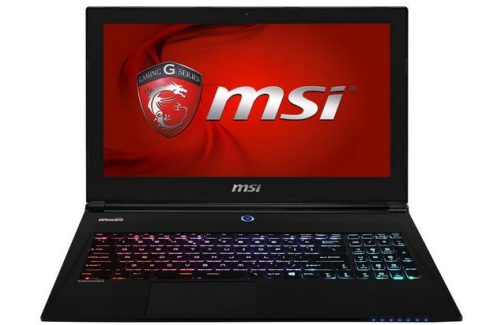 Best Laptop for Graphic Design - MSI G Series GS60 Ghost