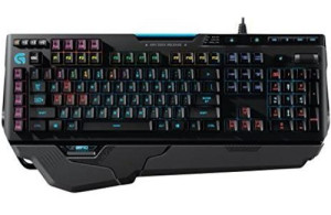 best mechanical gaming keyboard - Logitech G910 Orion spark