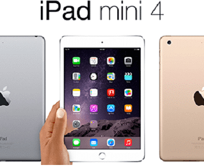 Top 5 Best Tablets For Users - iPad Mini 4