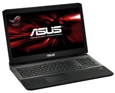 ASUS RoG G75VW-AH71 review