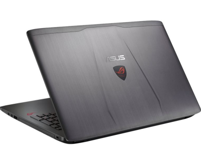 Asus rog gl552 review - back