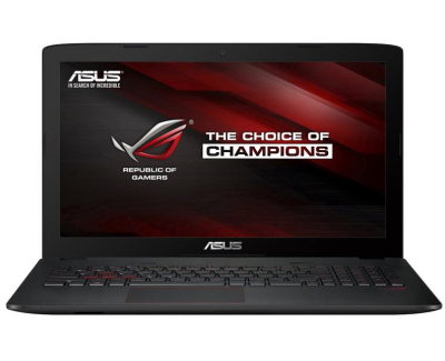 Asus rog gl552 review