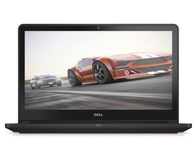 Dell Inspiron i7559-763BLK review - front