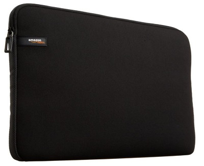 amazon basics laptop sleeve