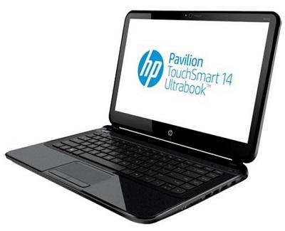 best 14 inch laptop - HP Pavilion Touchsmart 14