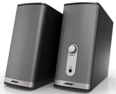 best computer speakers under 100 - bose