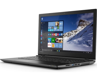 toshiba satellite c55 review - side view2