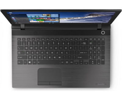 toshiba satellite c55 review - top