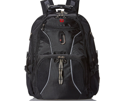Swiss Gear SA1923 ScanSmart Black Laptop Backpack