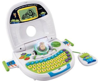 best laptops for kids - Buzz Lightyear Kids Laptop