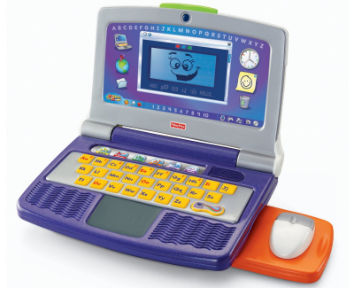 best laptops for kids - Fisher-Price Kids Laptop