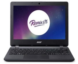 acer remix os laptop
