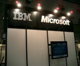 microsoft and ibm