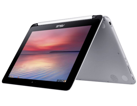 asus chromebook c100p flip review