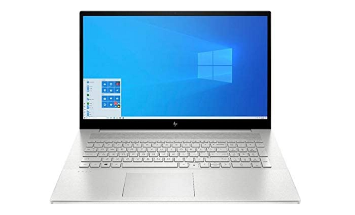 HP Envy 17t - best laptop for autocad