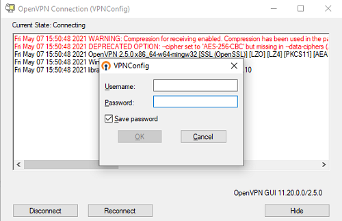 How to setup a personal VPN 14