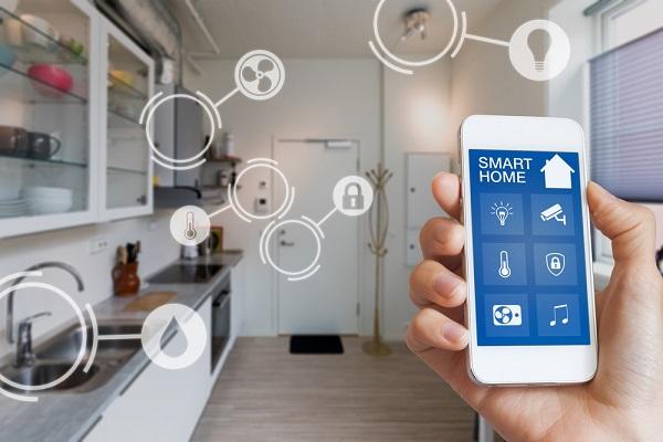 smart home app