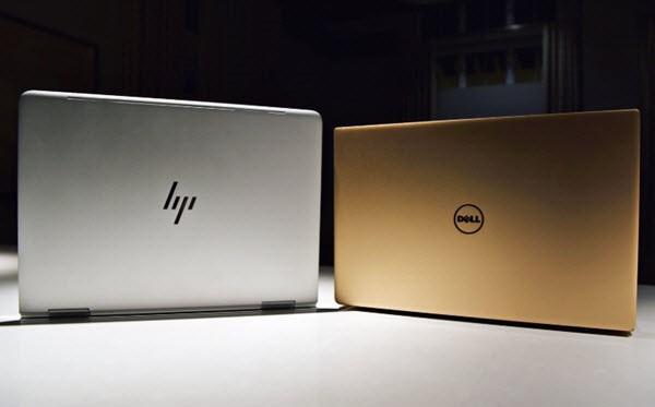 hp vs dell laptops